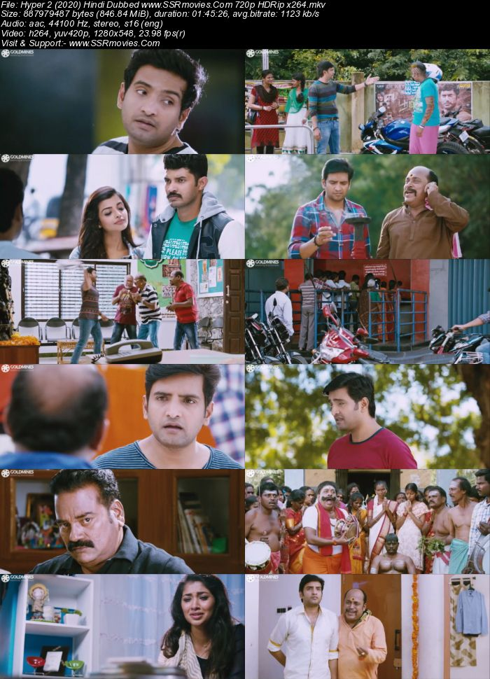 Innimey Ippadithaan (2015) Hindi Dubbed 720p HDRip x264 800MB Full Movie Download