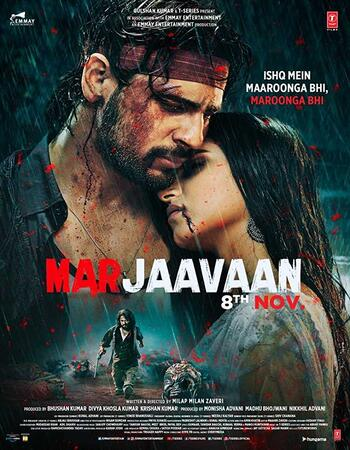 Marjaavaan 2019 Hindi 720p WEB-DL x264 1GB ESubs