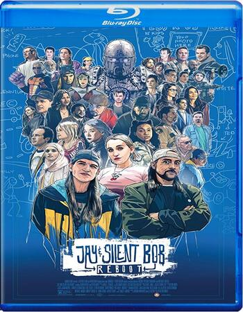 Jay and Silent Bob Reboot (2019) English 720p BluRay x264 900MB Full Movie Download
