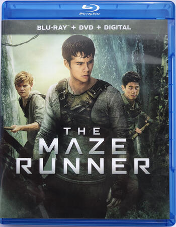The Maze Runner 2014 Dual Hindi ORG 480p BRRip 350MB