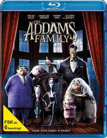 The Addams Family 2019 1080p BluRay Full English Movie Download