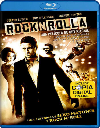 RocknRolla 2008 720p BluRay ORG Dual Audio In Hindi English