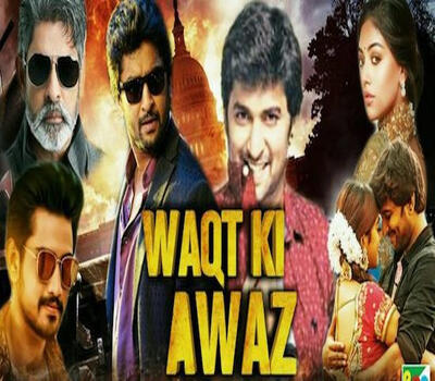Waqt Ki Awaz (2020) Hindi Dubbed 720p HDRip x264 850MB Movie Download