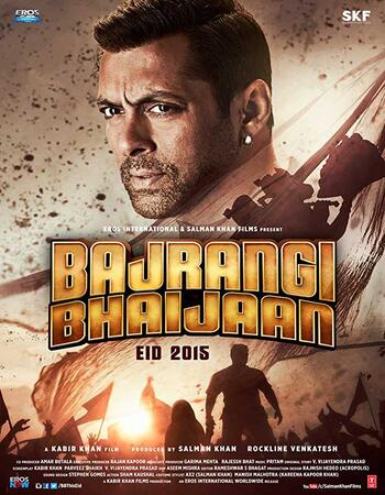 Bajrangi Bhaijaan (2015) Hindi 720p WEB-DL 1.2GB Full Movie Download