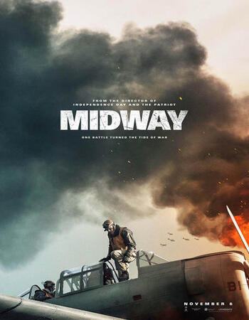 Midway (2019) English 720p HDRip x264 1.2GB Full Movie Download