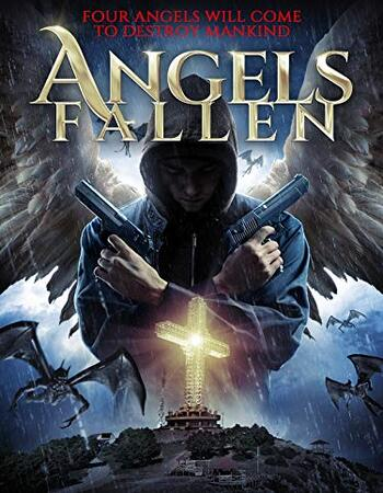 Angels Fallen 2020 Dual Audio [Hindi-English] 720p WEB-DL 800MB ESubs