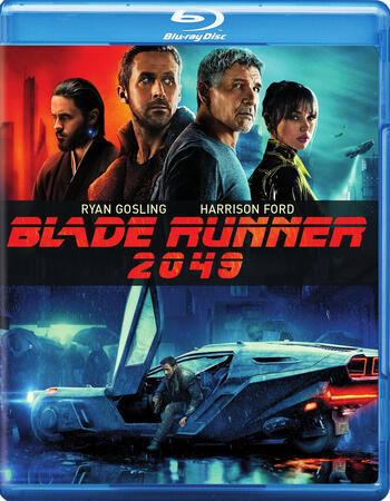 Blade Runner 2049 2017 Dual Hindi ORG 480p BRRip 550MB