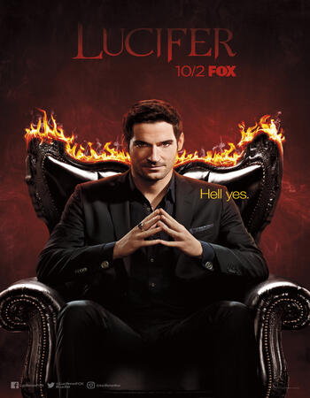 Lucifer S03 Complete 720p 480p WEB-DL x264 9.5GB ESubs Download