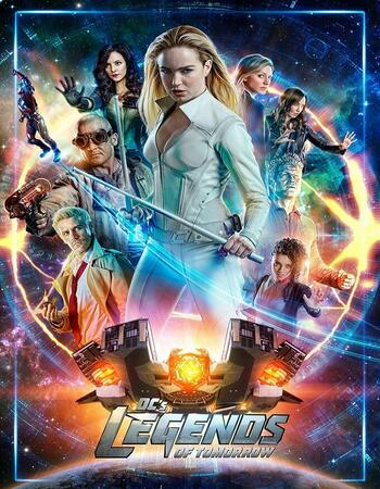 DC's Legends of Tomorrow S05 COMPLETE 720p WEB-DL Full Show Download