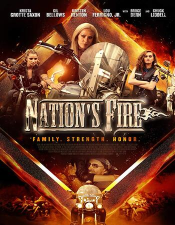 Nation's Fire 2019 720p WEB-DL Full English Movie Download