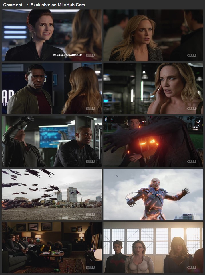 DC's Legends of Tomorrow S01 COMPLETE 720p WEB-DL Full Show Download