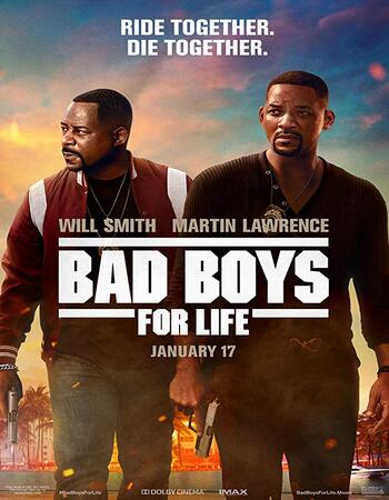 Bad Boys for Life 2020 English 1080p BluRay 2GB ESubs