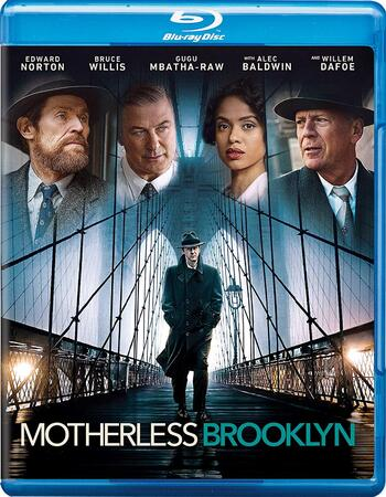 Motherless Brooklyn 2019 1080p BluRay Full English Movie Download