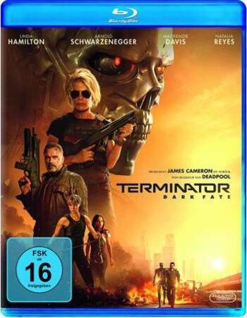 Terminator Dark Fate 2019 1080p BluRay Full English Movie Download