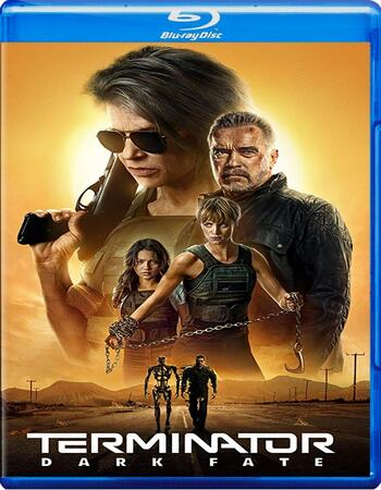 Terminator Dark Fate 2019 720p BluRay Dual Audio In Hindi English