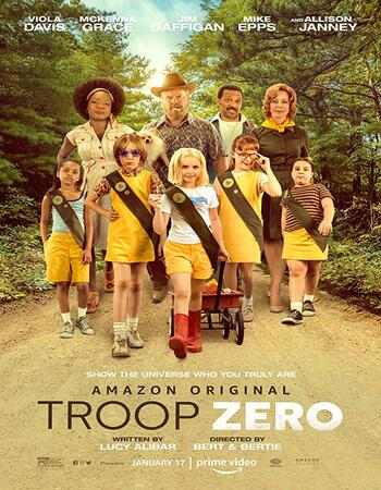 Troop Zero 2019 1080p WEB-DL Full English Movie Download