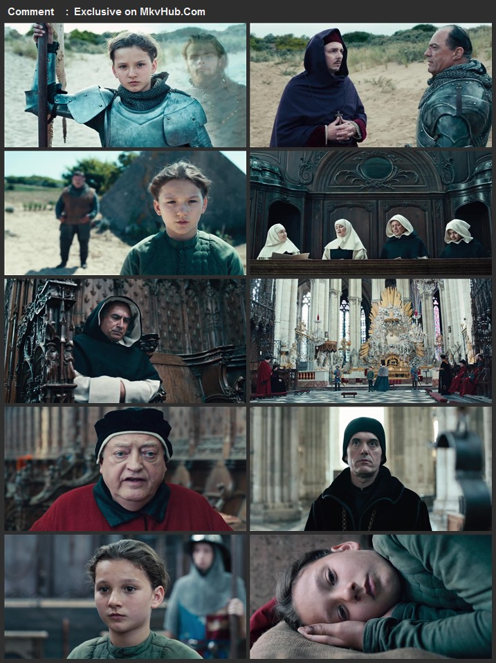 Joan of Arc 2019 720p WEB-DL Full French Movie Download