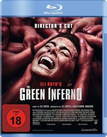 The Green Inferno 2013 720p BluRay ORG Dual Audio In Hindi English