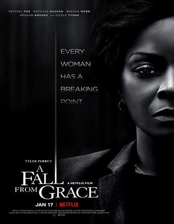 A Fall from Grace 2020 720p WEB-DL Full English Movie Download