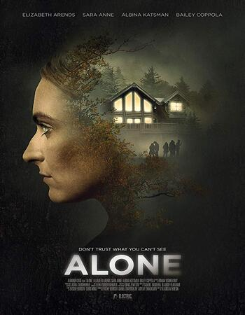 Alone 2020 720p WEB-DL Full English Movie Download