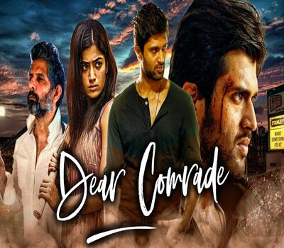 Dear Comrade (2020) Hindi Dubbed 720p HDRip x264 1.2GB Full Movie Download