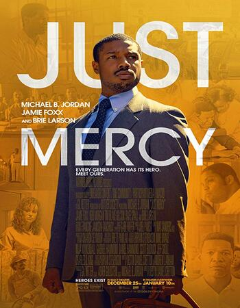 Just Mercy 2019 English 720p BluRay 1.2GB Download