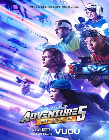 Adventure Force 5 2019 720p WEB-DL Full English Movie Download