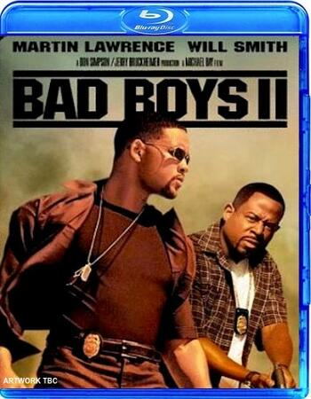 Bad Boys 2 (2003) Dual Audio Hindi 720p BluRay x264 1.1GB ESubs