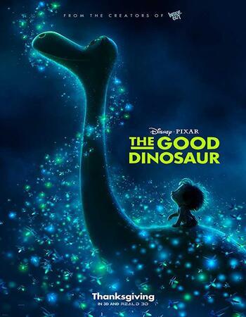 The Good Dinosaur (2015) Dual Audio Hindi 480p BluRay x264 300MB