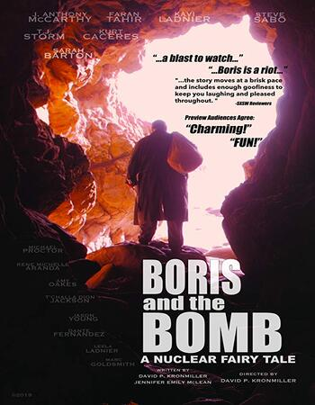Boris and the Bomb 2019 720p WEB-DL Full English Movie Download