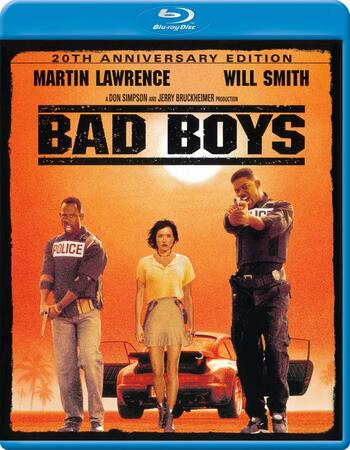 Bad Boys (1995) Dual Audio Hindi 720p BluRay x264 950MB Full Movie Download