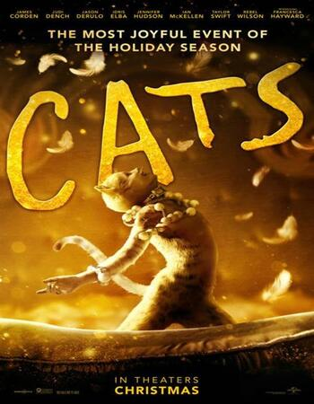 Cats 2019 720p HC HDRip Full English Movie Download