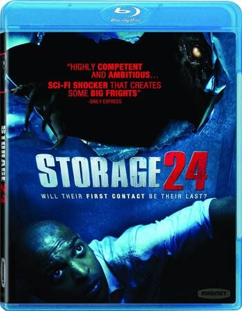 Storage 24 (2012) Dual Audio Hindi 720p BluRay x264 1.2GB