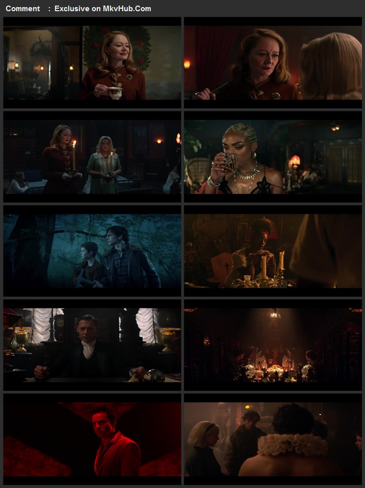 Chilling Adventures of Sabrina S03 COMPLETE 720p WEB-DL Full Show Download
