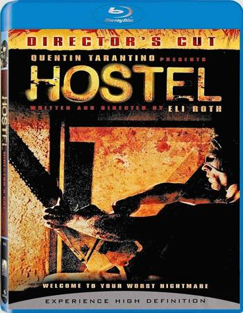 Hostel (2005) Dual Audio Hindi 480p BluRay x264 300MB