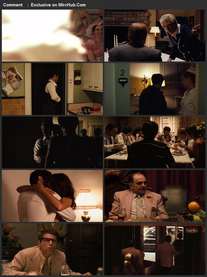 The Godfather 1972 720p BluRay Full English Movie Download