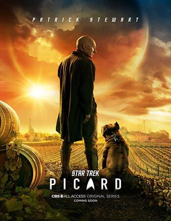 Star Trek Picard S01EP01 Dual Audio Hindi 720p WEB-DL x264 400MB