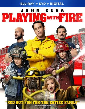 Playing with Fire (2019) Dual Audio Hindi 720p BluRay x264 950MB Full Movie Download
