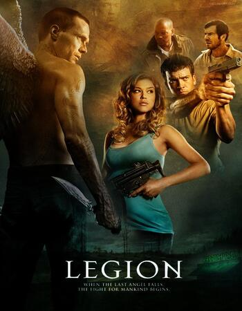 Legion 2010 Dual Audio Hindi 720p BluRay x264 850MB ESubs