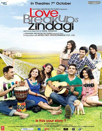 Love Breakups Zindagi (2011) Hindi 720p WEB-DL x264 1.2GB Full Movie Download