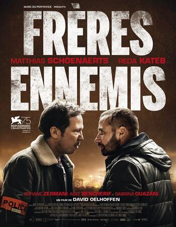 Frères Ennemis 2018 720p WEB-DL Full French Movie Download