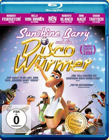 Sunshine Barry And The Disco Worms 2008 720p BluRay ORG Dual Audio In Hindi English