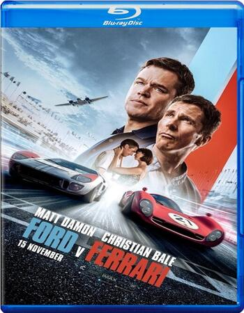Ford v Ferrari 2019 720p BluRay ORG Dual Audio In Hindi English