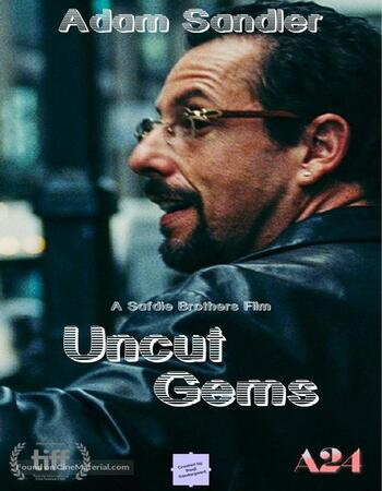Uncut Gems 2019 720p WEB-DL ORG Dual Audio in Hindi English