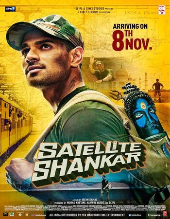 Satellite Shankar 2019 720p WEB-DL Full Hindi Movie Download