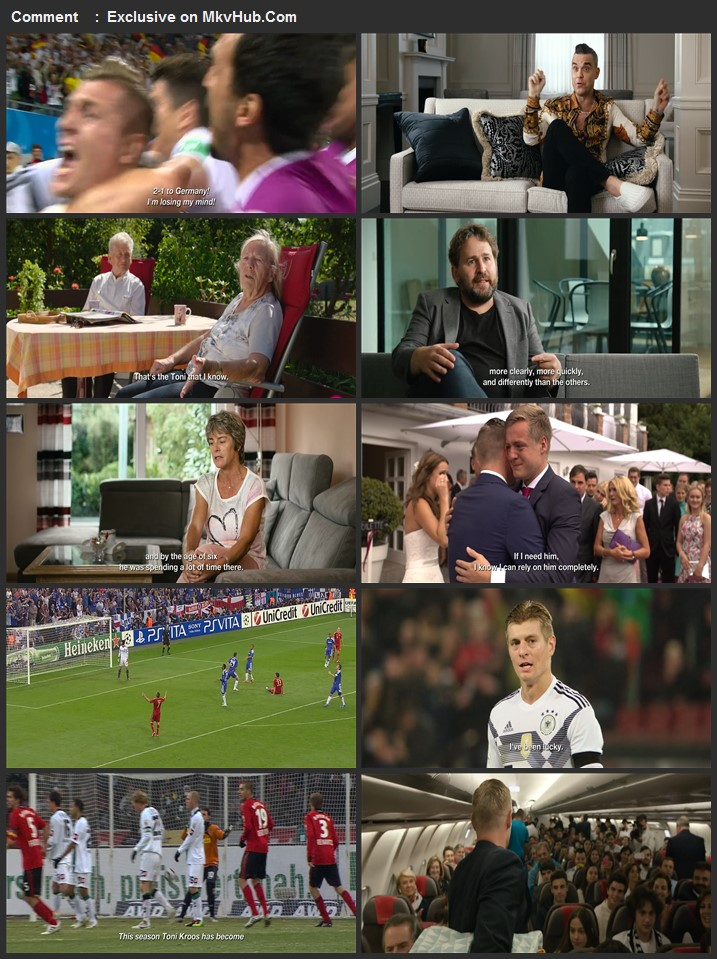 Kroos 2019 720p WEB-DL Full English Movie Download
