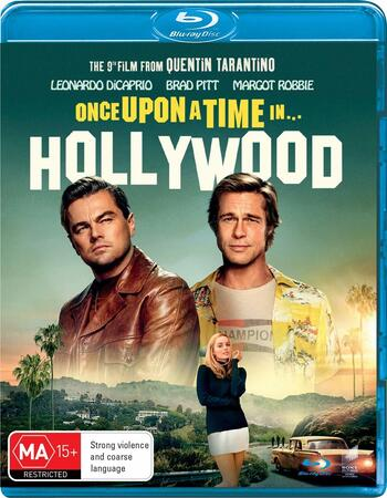 Once Upon a Time In Hollywood 2019 720p BluRay ORG Dual Audio In Hindi English