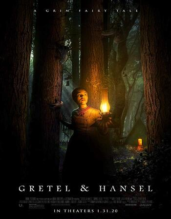 Gretel & Hansel 2020 720p HDTS Full English Movie Download