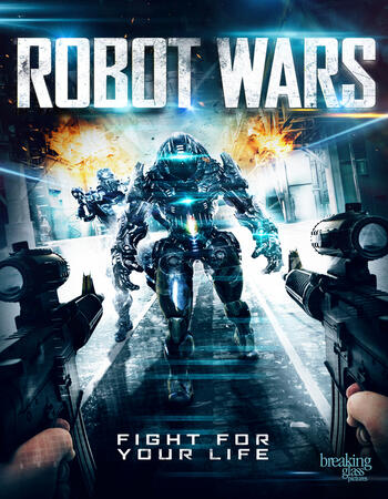 Robot Wars 2016 720p WEB-DL ORG Dual Audio in Hindi English