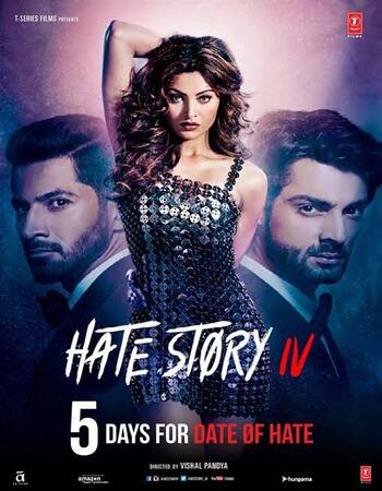 Hate Story IV (2018) Hindi 480p WEB-DL x264 400MB Full Movie Download